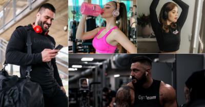 Top 17 fitness podcastů o cvičení a zdravém stravování
