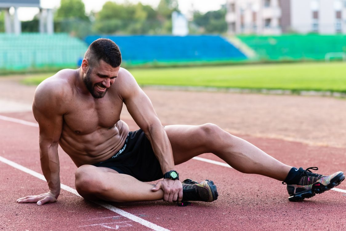 The benefits of stretching and warming up muscles