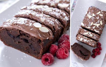 Ricetta fitness: Fazuľový brownie plný čokoládovej chuti