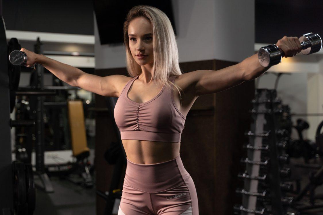 Упражнявайте различни мускулни групи