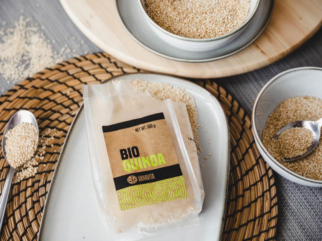 Le migliori fonti alimentari di proteine: la quinoa