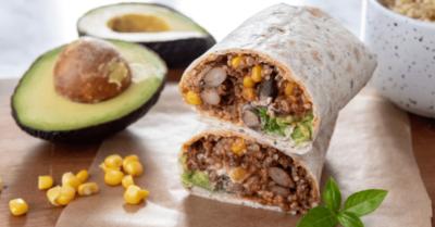 Fitness recept: Šťavnaté hovězí burrito s quinoou