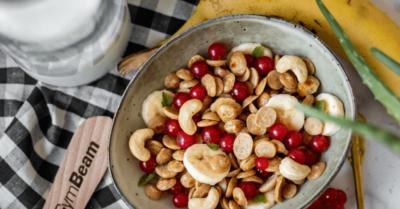 Fitness recept: Proteínové palacinkové cereálie