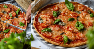 Fitness recept: Rýchla pizza z quinoi