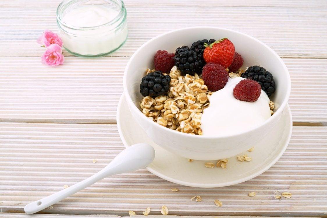 Le migliori fonti alimentari di proteine - fiocchi d'avena proteici