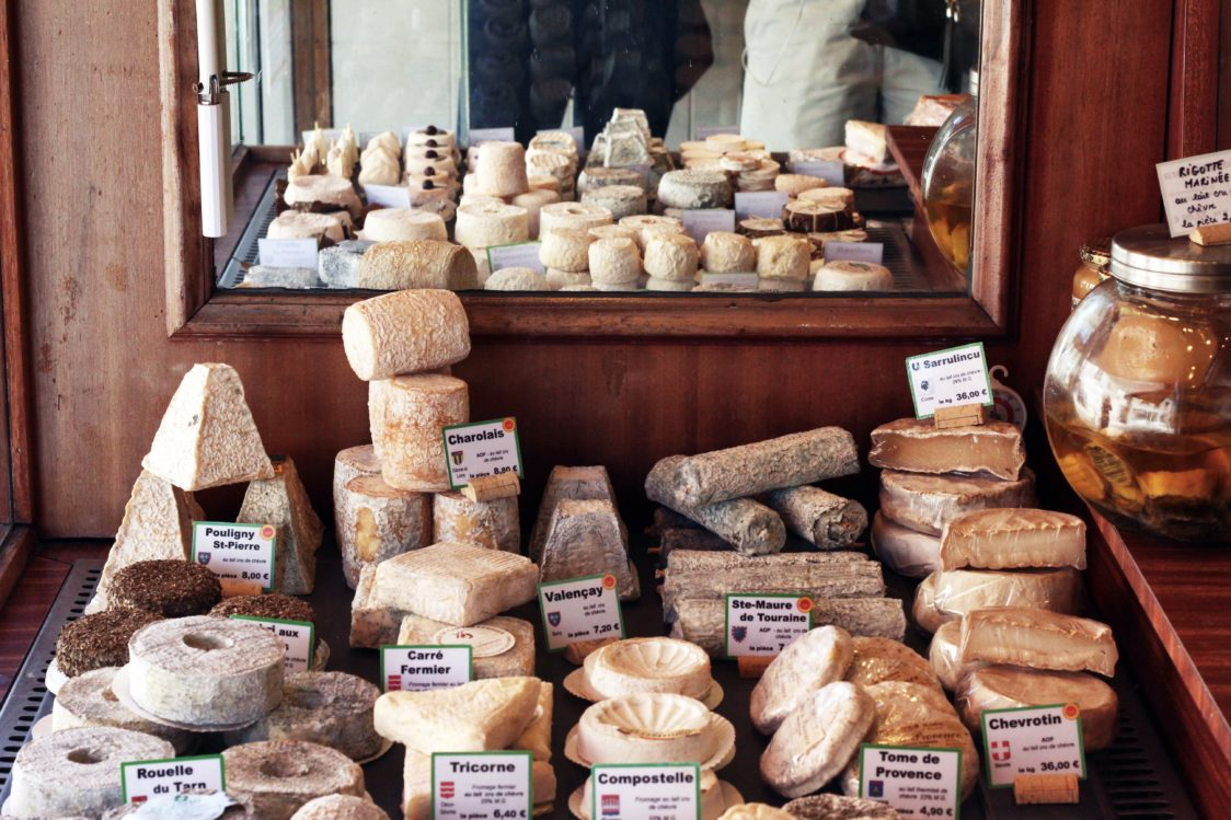 τα πιο υγιεινά τυριά