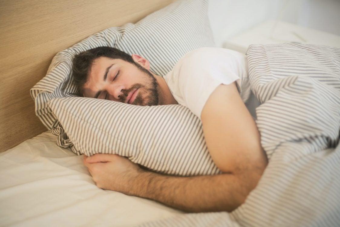 Un somn sănătos = dispoziție bună