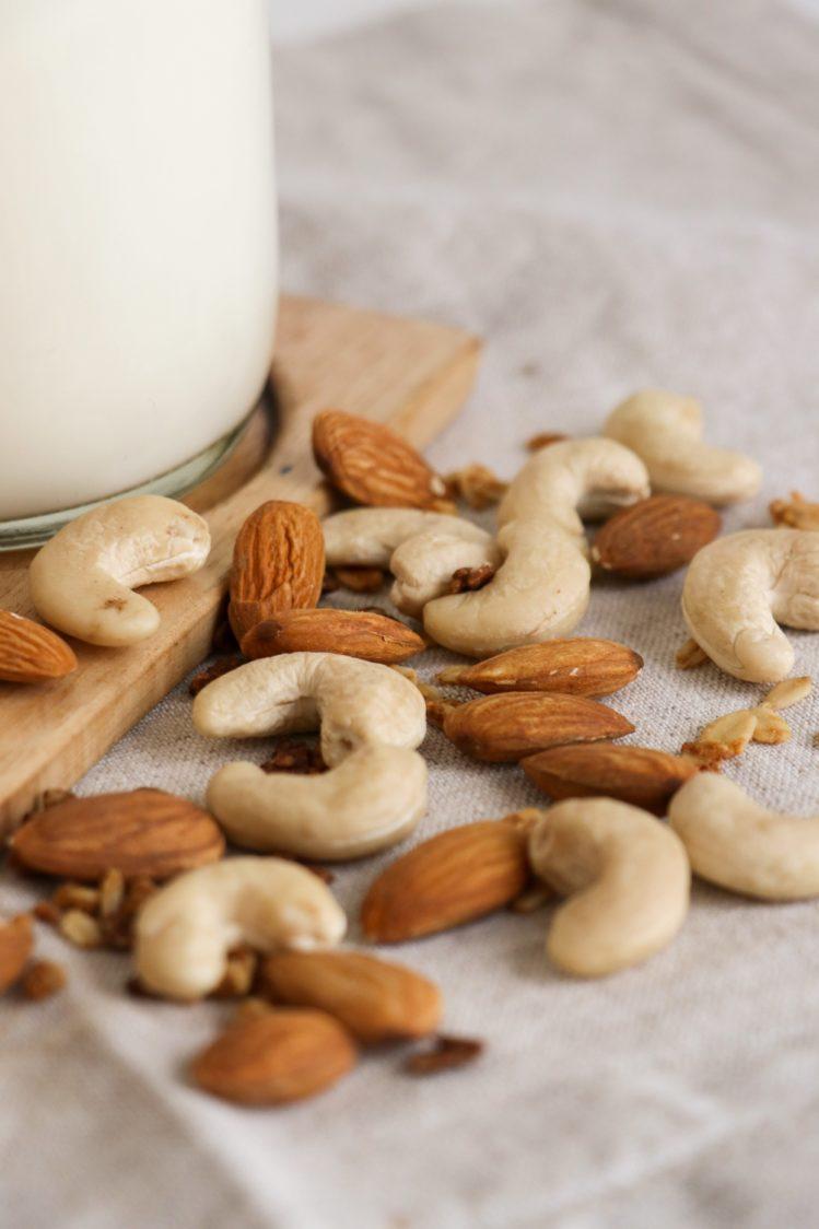 φυτικά υποκατάστατα γάλακτος