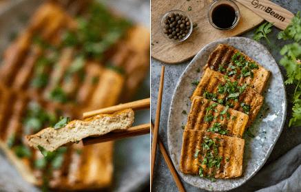 Web - Chrumkavé tofu steaky