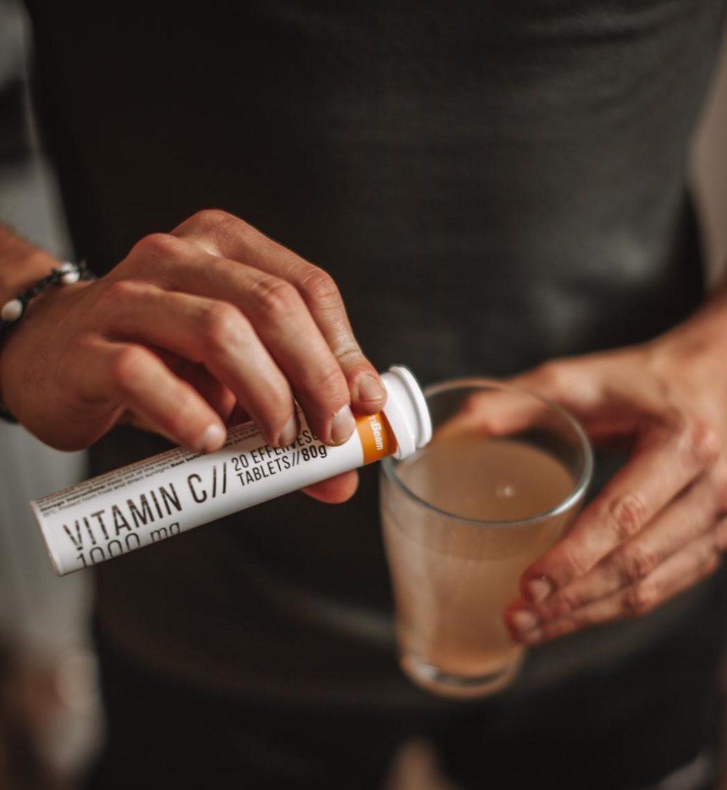 Vitamina C 1000 mg - GymBeam