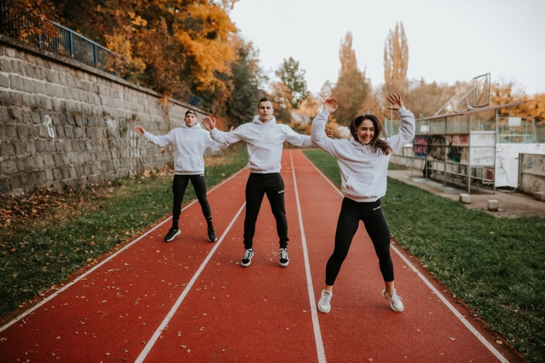 Sports during the autumn