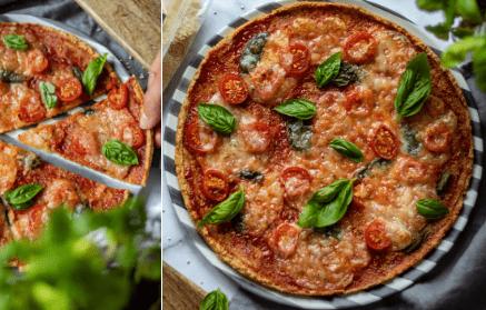 Web - Rýchla pizza z quinoi