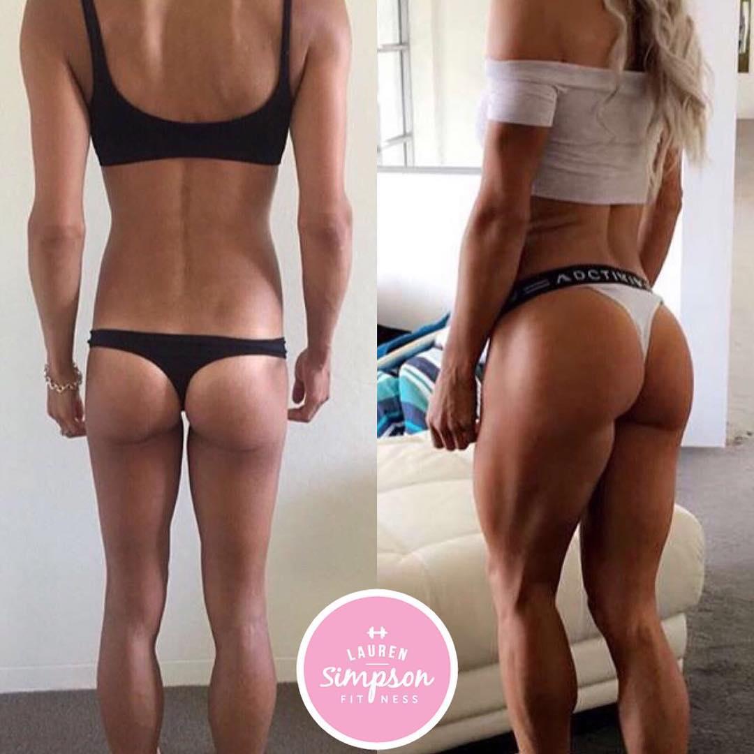 Lauren Simpson - training plan, diet and interview