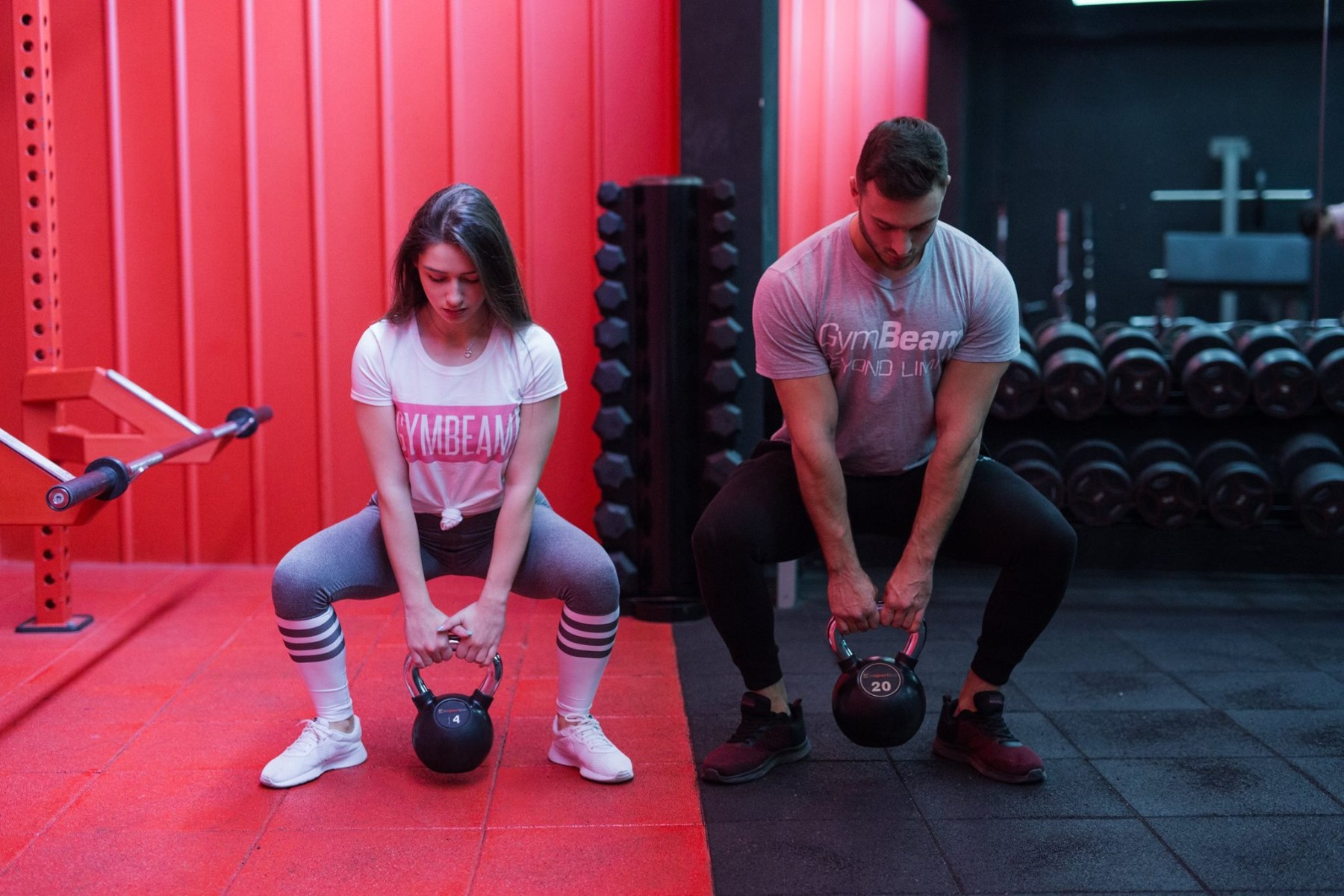Exerciții pentru posterior și picioare - genuflexiuni