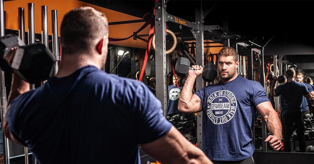 Trener ne kontrolira vaš napredak