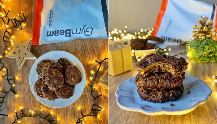 Фитнес-рецепт: кокосовое печенье с конопляным протеином