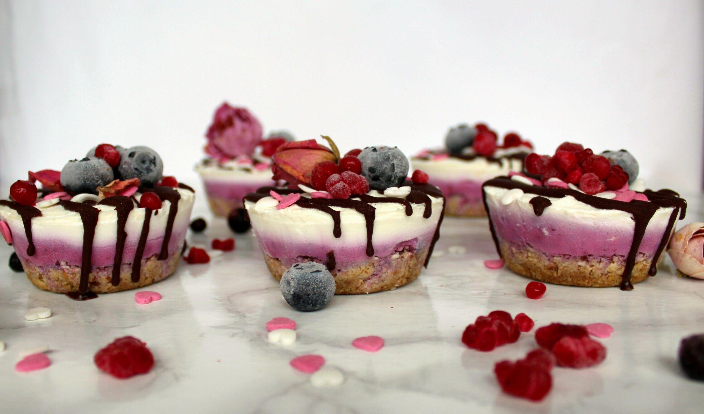 Recipe: Protein cheesecake cupcakes
