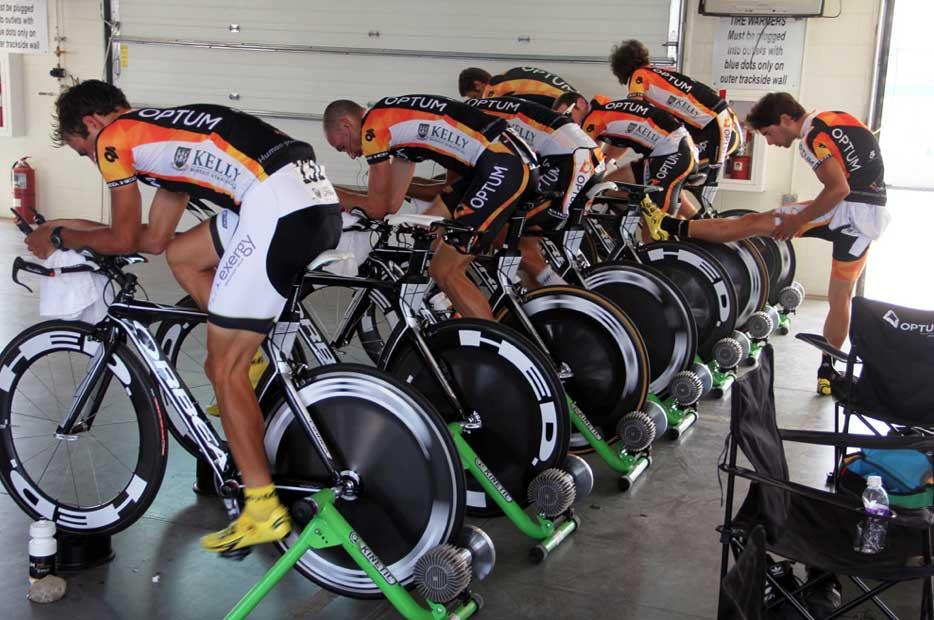 Изследване на цитрулин малат при колоездачи