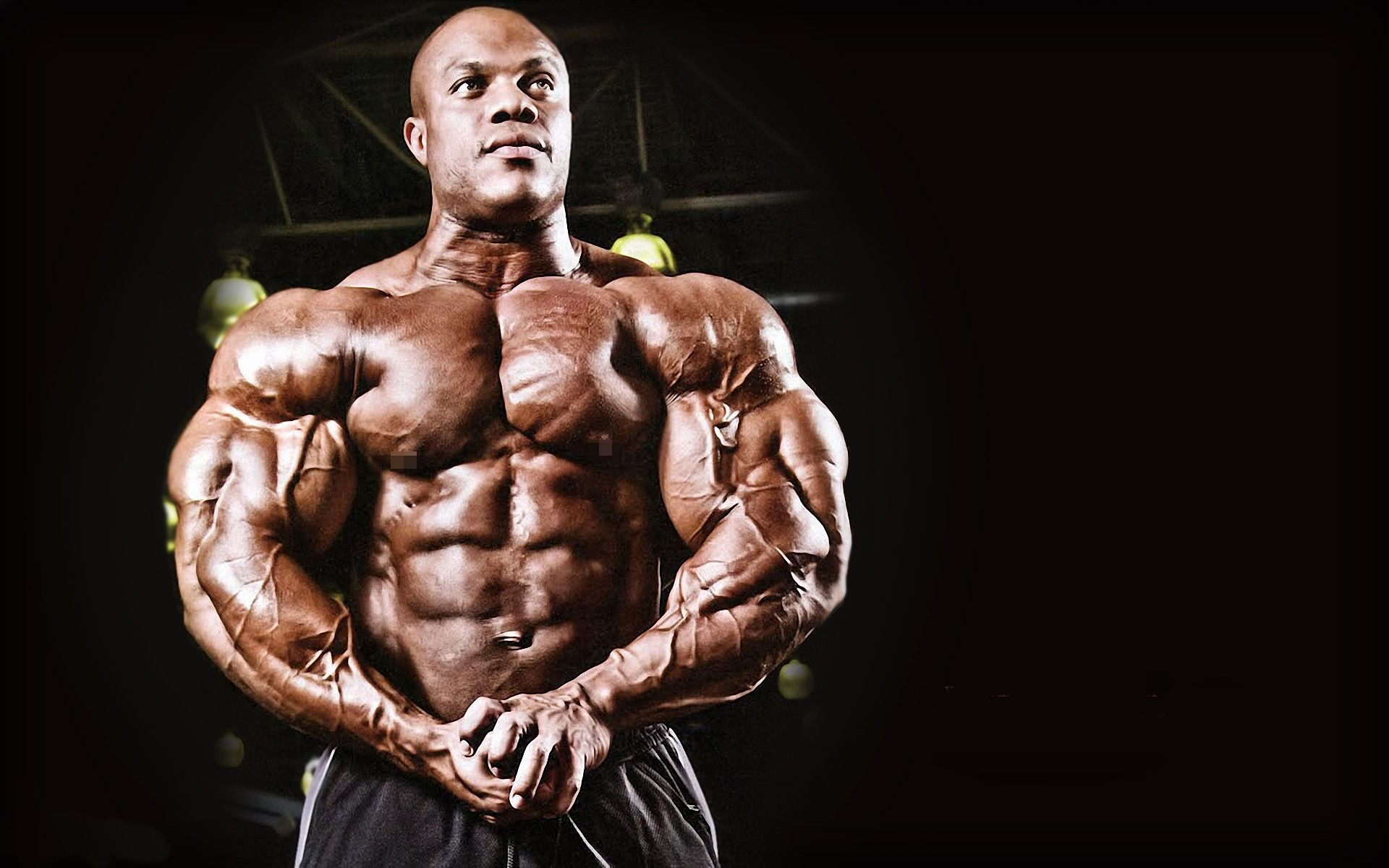Phil Heath and his training plan and diet