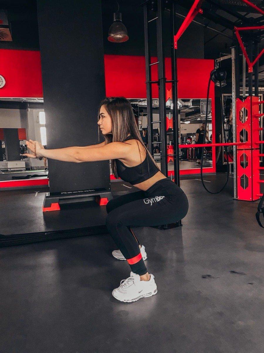 План тренировок - идеальный комплекс упражнений