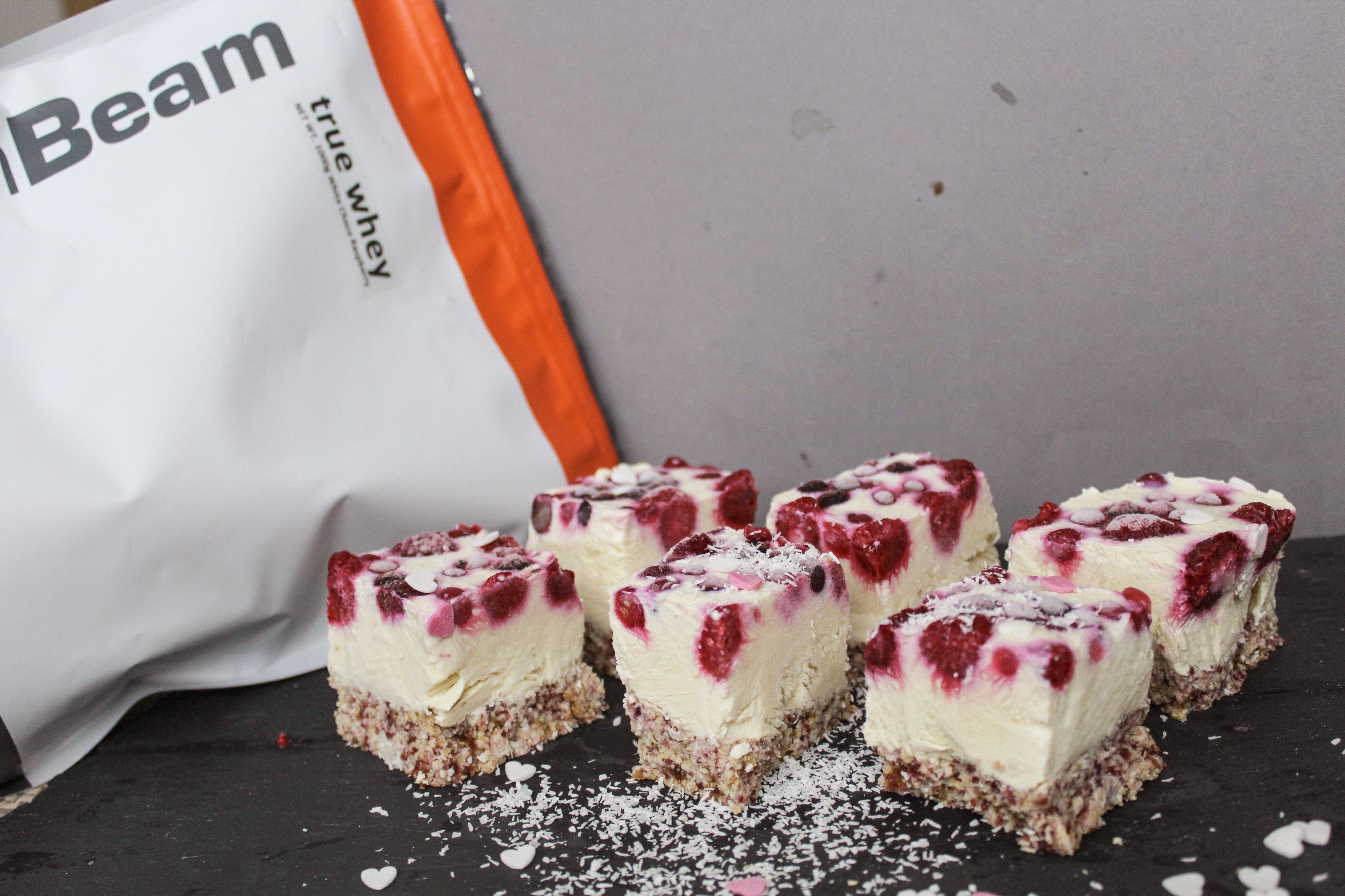 Fitness recept: kókuszos cheesecake magas fehérjetartalommal