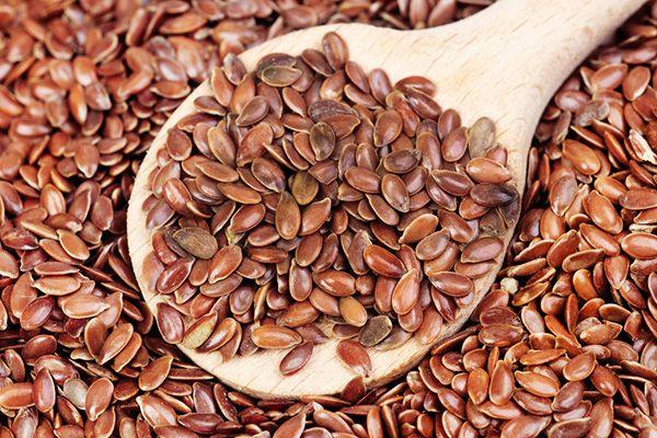 lněná semínka: 10 nejzdravějších semen