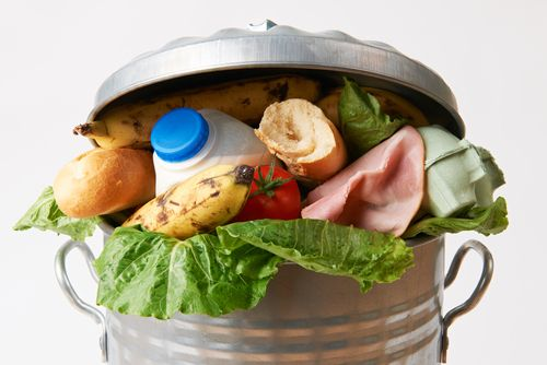 Get rid of junk food
