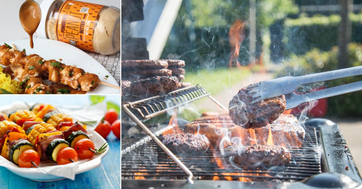 Fitness grill party – jak się nim cieszyć bez zbędnych kalorii