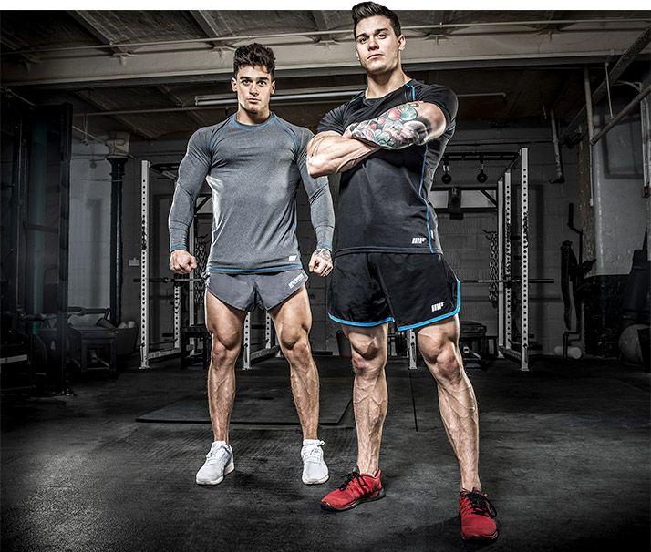 Harrison Twins tréninkový plán strava