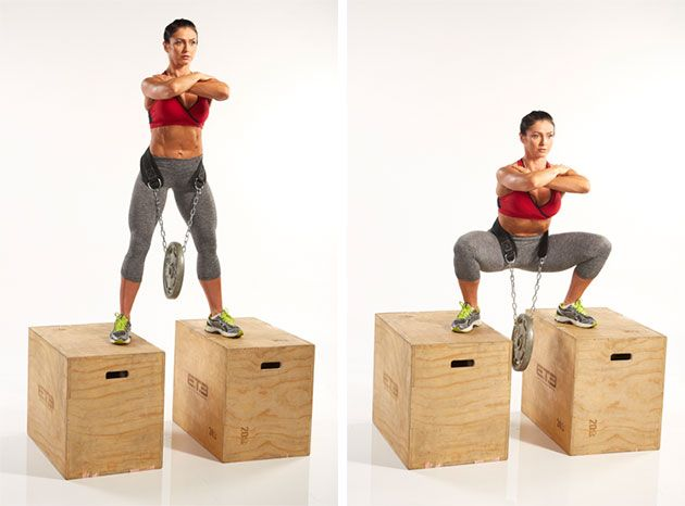 Genuflexiuni hip belt