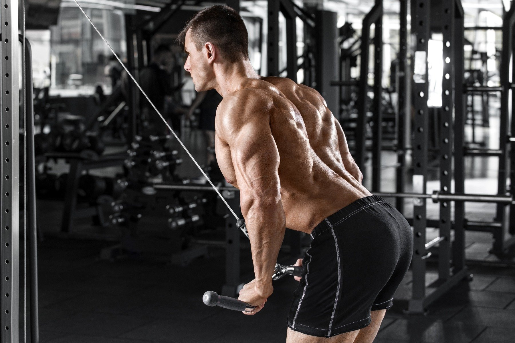 Betain - It affects muscle growth
