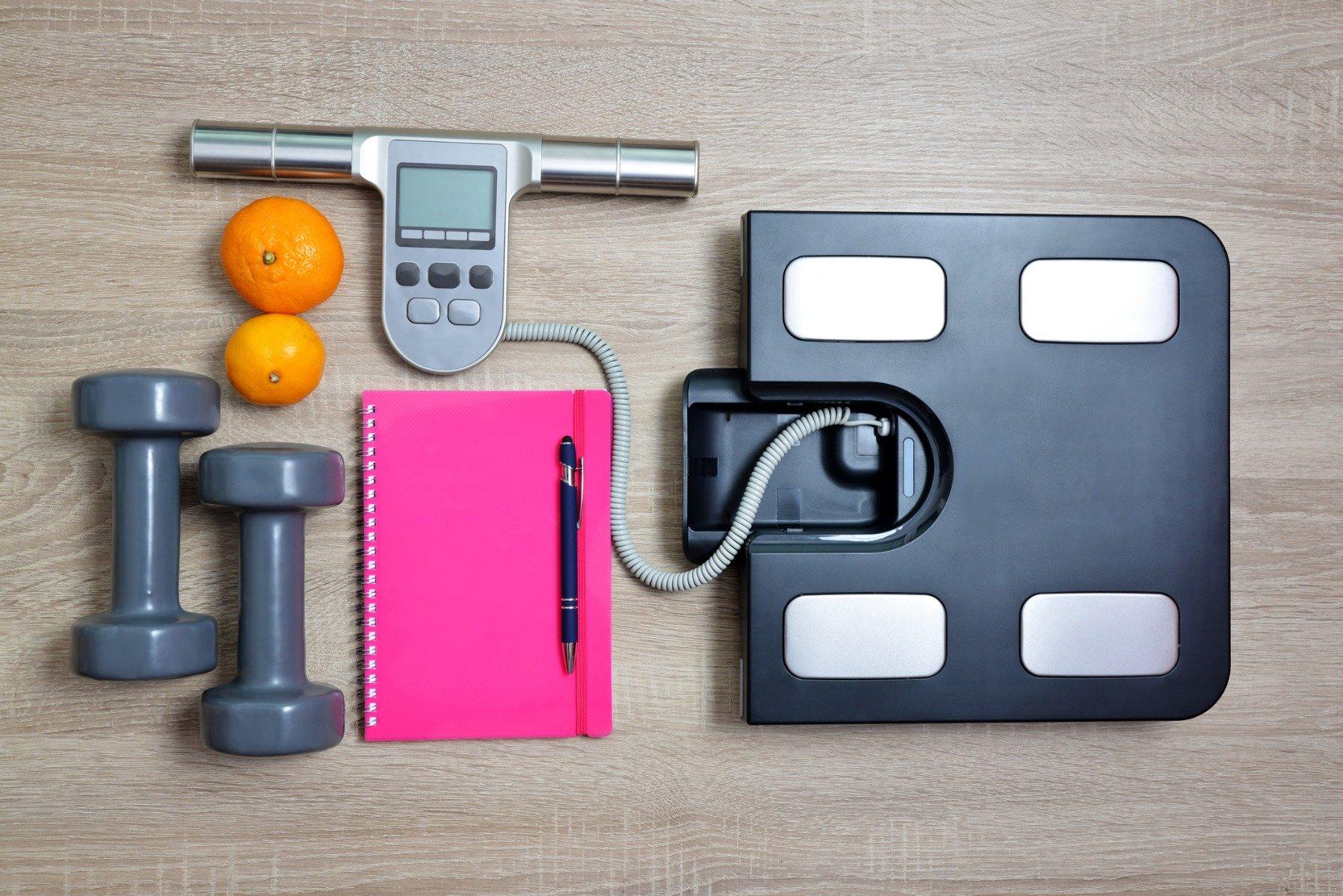 Instrumente pentru măsurarea grăsimii corporale la sportivi