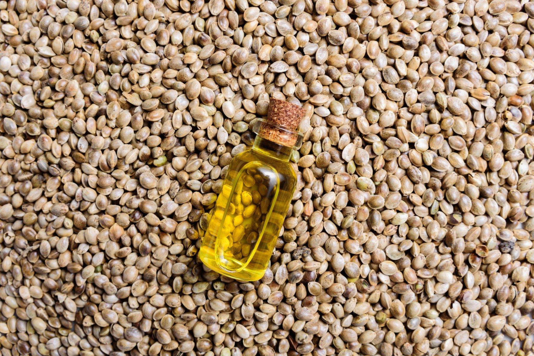 Hemp protein, THC compound, vegetaian proteins