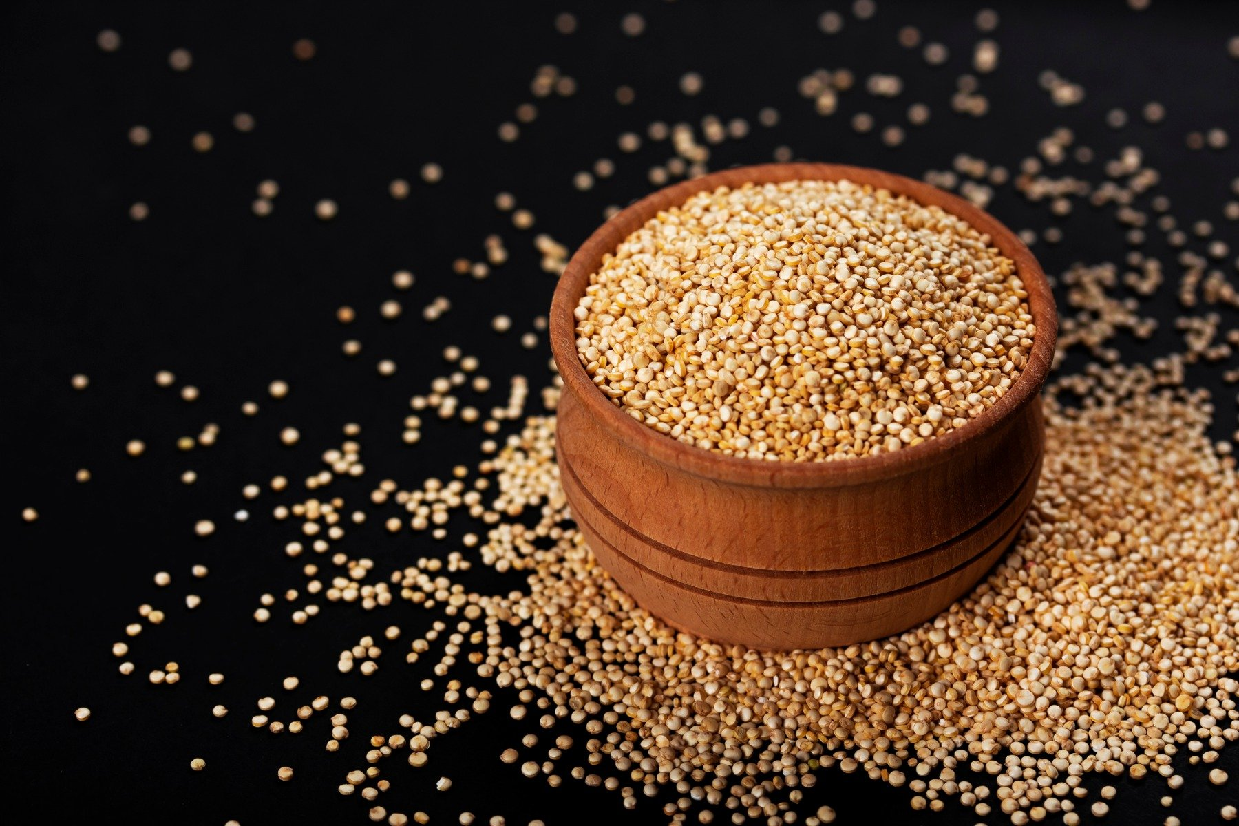 Quinoa Protein, Vegan Protein, Vegetarian Protein