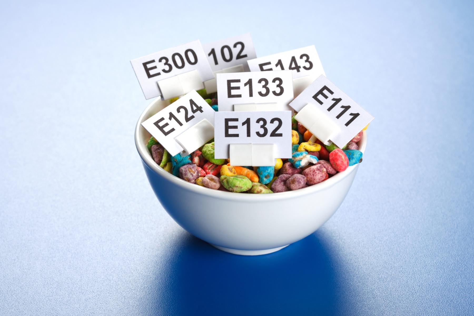 Αριθμοί Ε ή Πρόσθετα: Υπάρχει στα αλήθεια κίνδυνος;