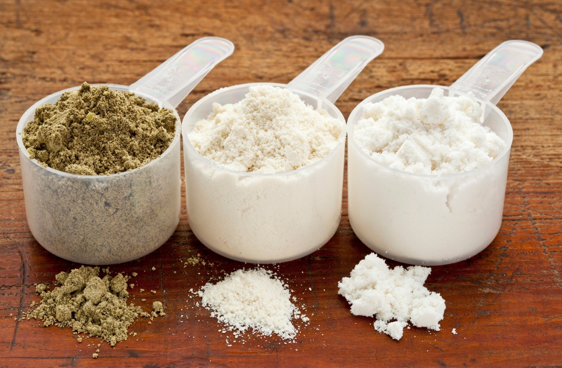 Which protein to choose? Whey concentrate, isolate or hydrolyzate? -  GymBeam Blog