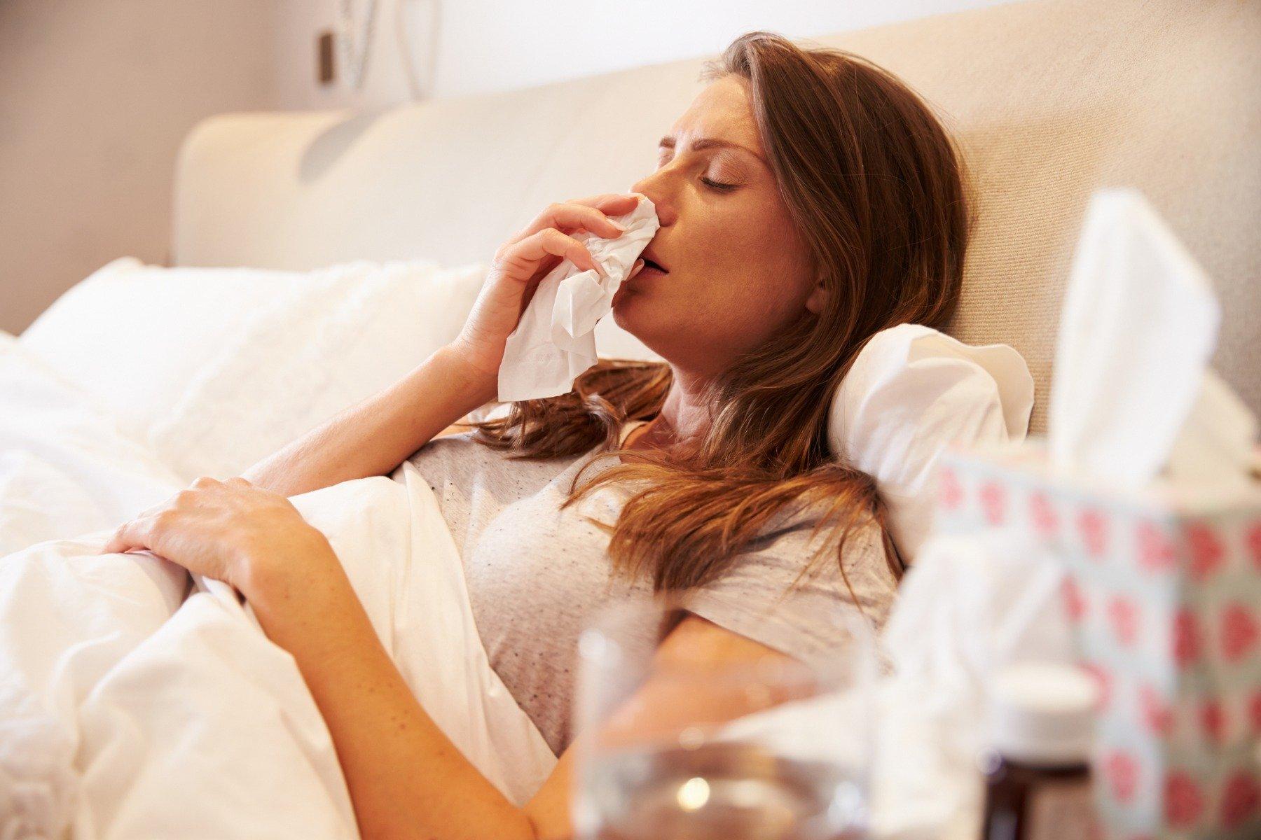 Когда заниматься во время болезни, а когда пропустить тренировку?