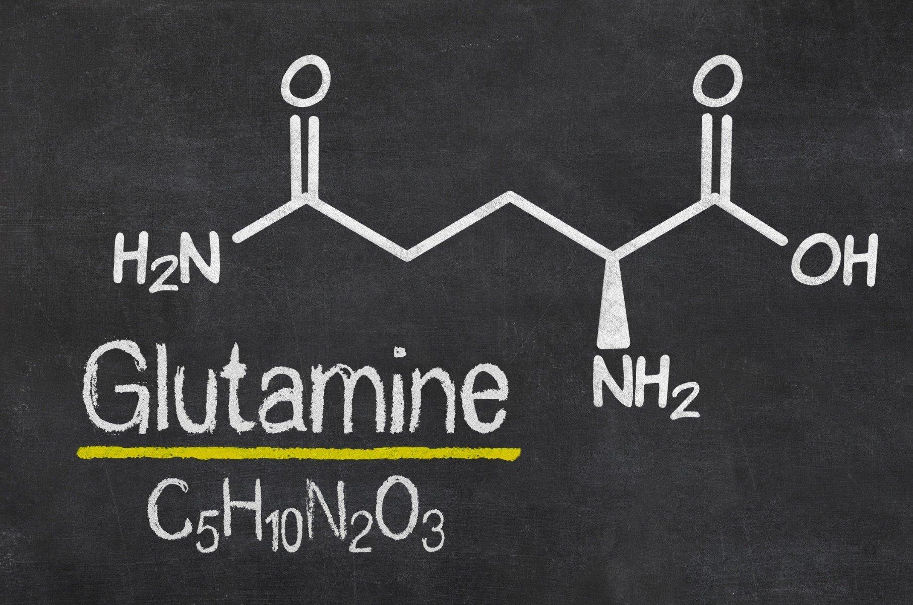 Kaj je glutamin?