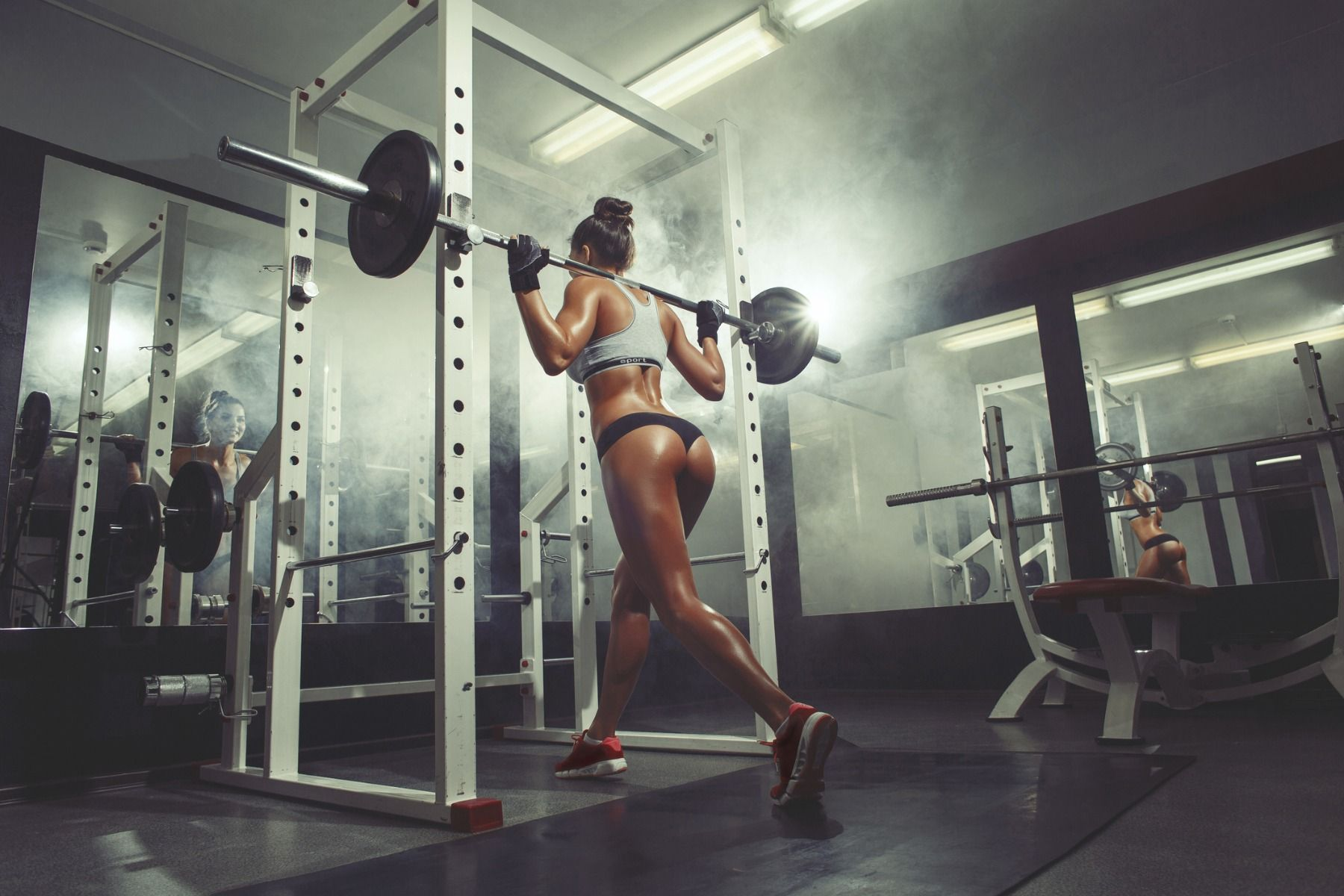 Squat - the king of all the exercises