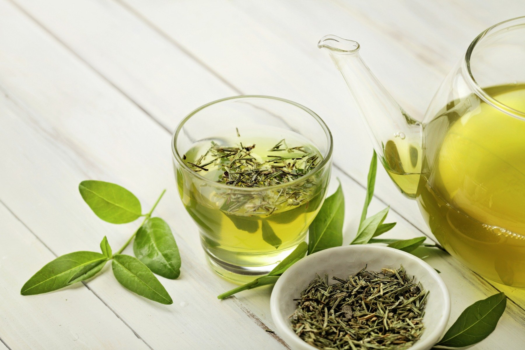 Green Tea prevents cardiovascular diseases