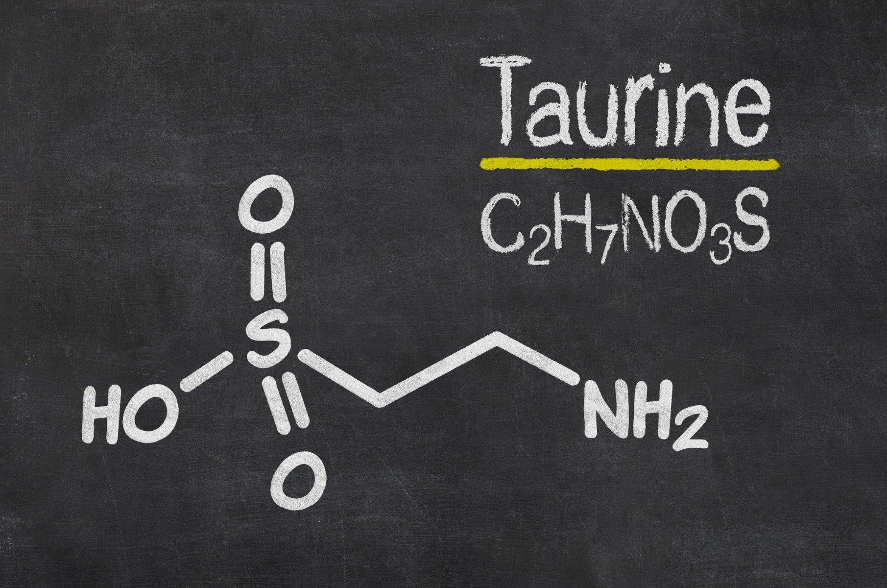 Taurina - ce este și ce face