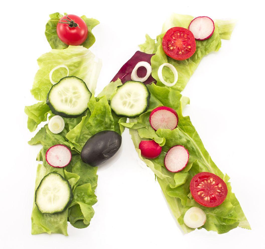 Vitamín K a jeho vplyv na zdravie