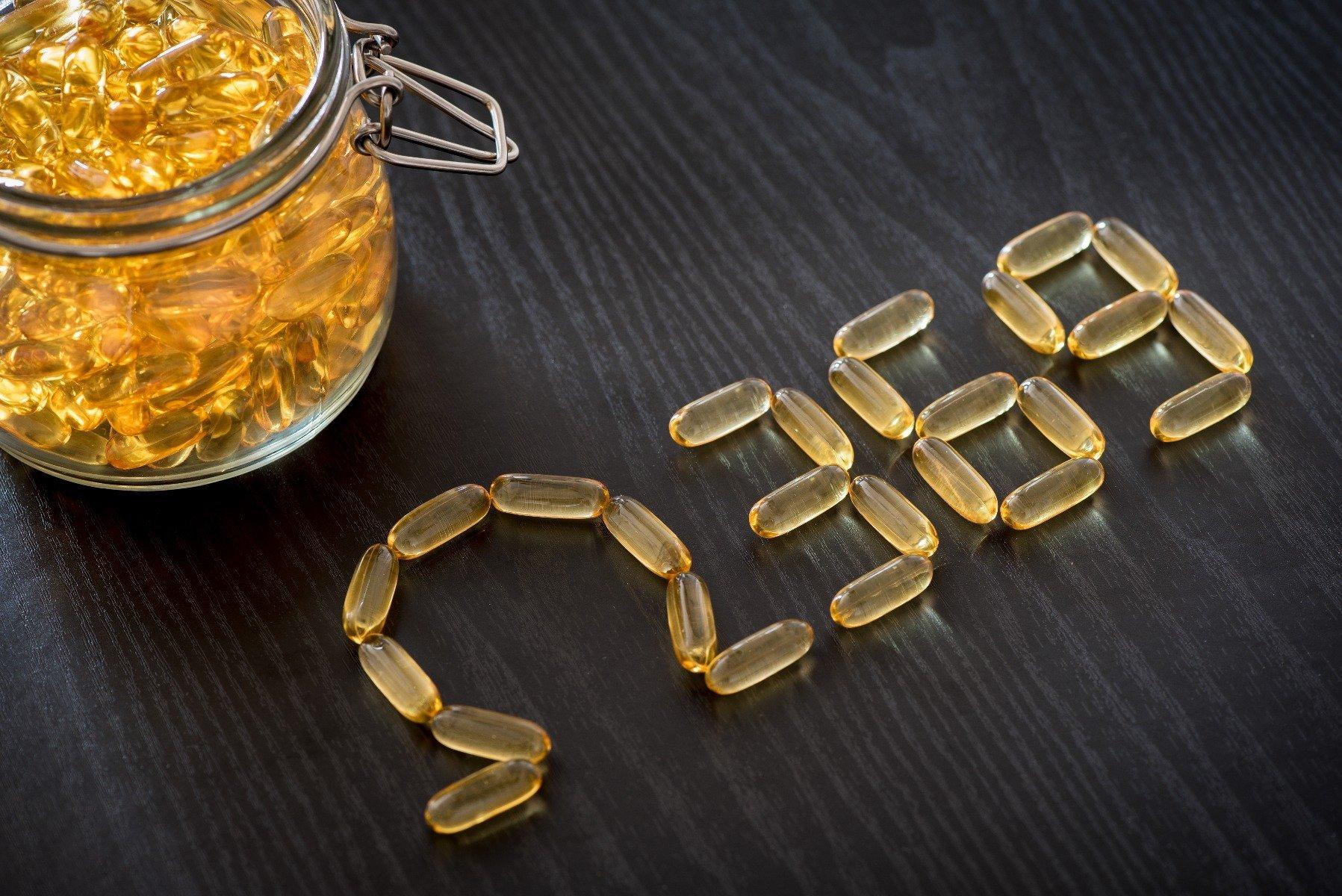 Acizii grași Omega-3, acizii grași omega-6 și omega-9 sub forma de capsule