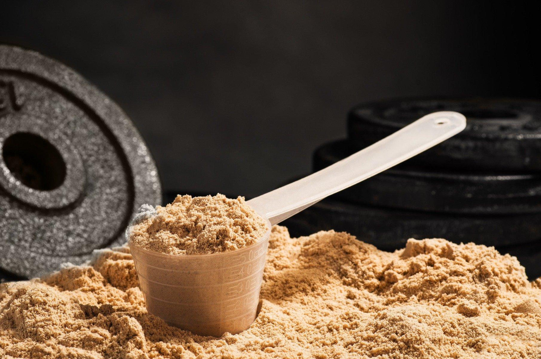 Whey Protein, GymBeam