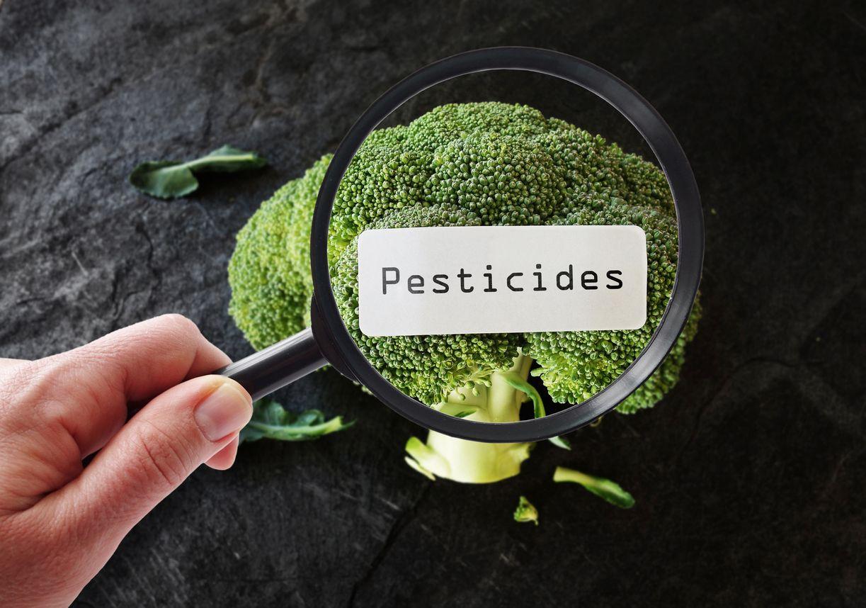 Detoxifierea: ce sunt toxinele - pesticide