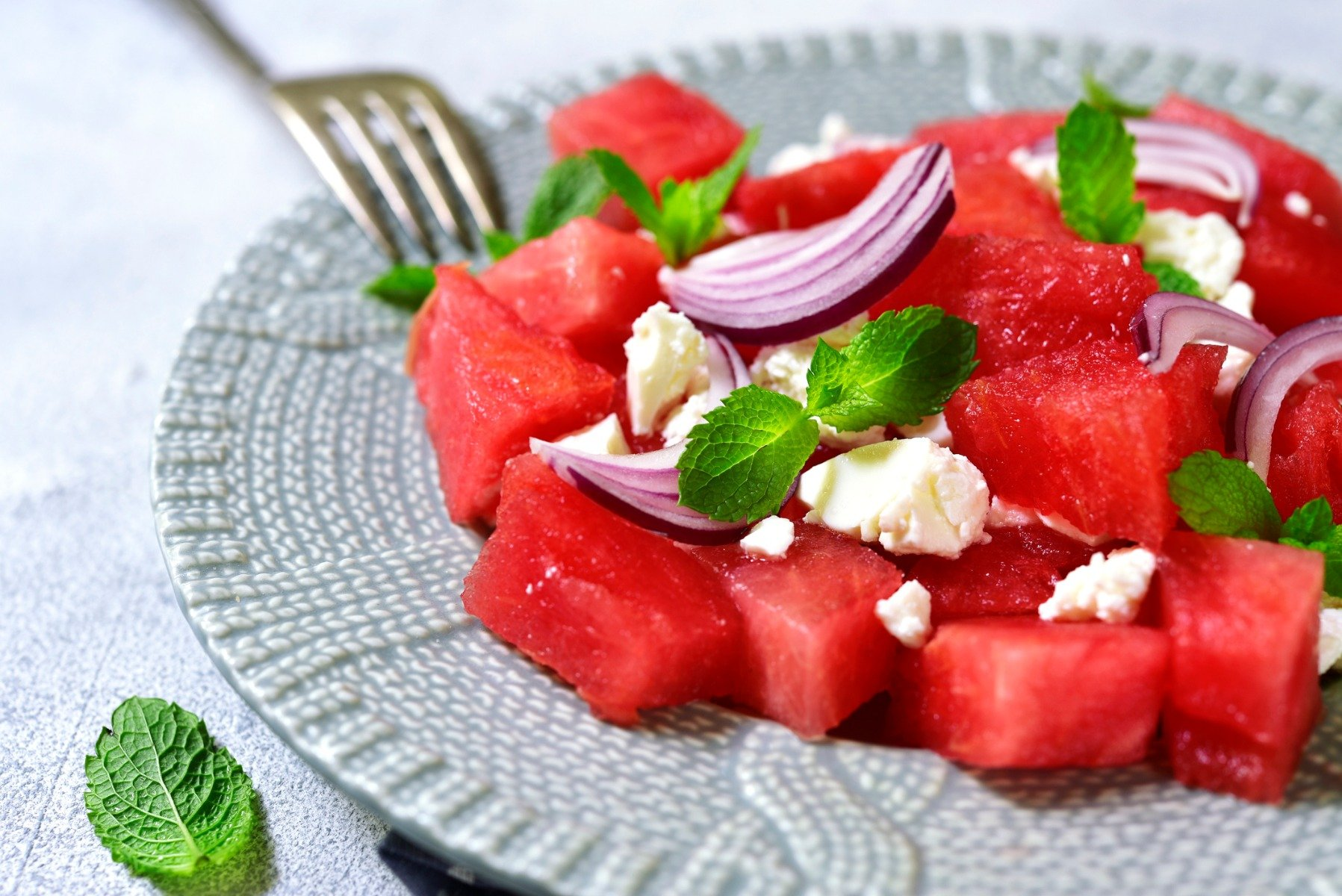 Summer melon salad