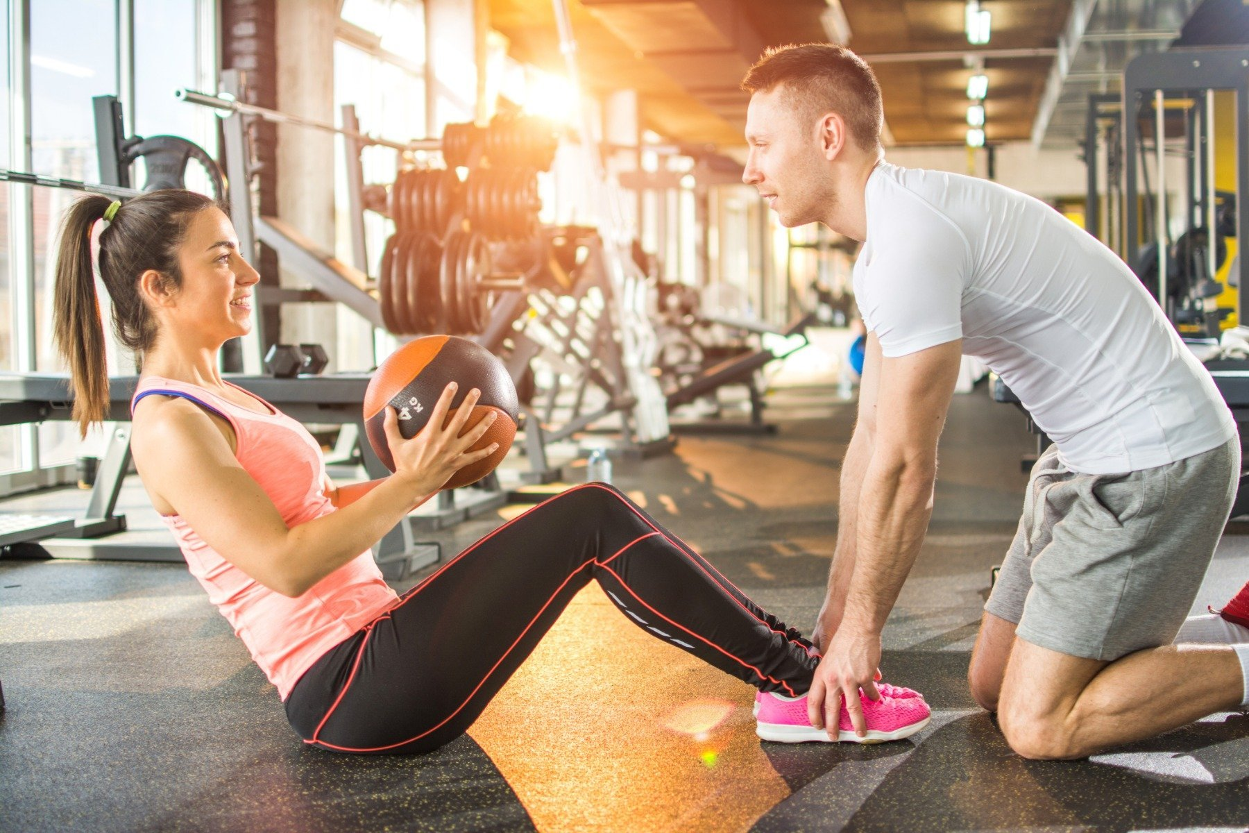 Strengthen your core with this ab circuit workout