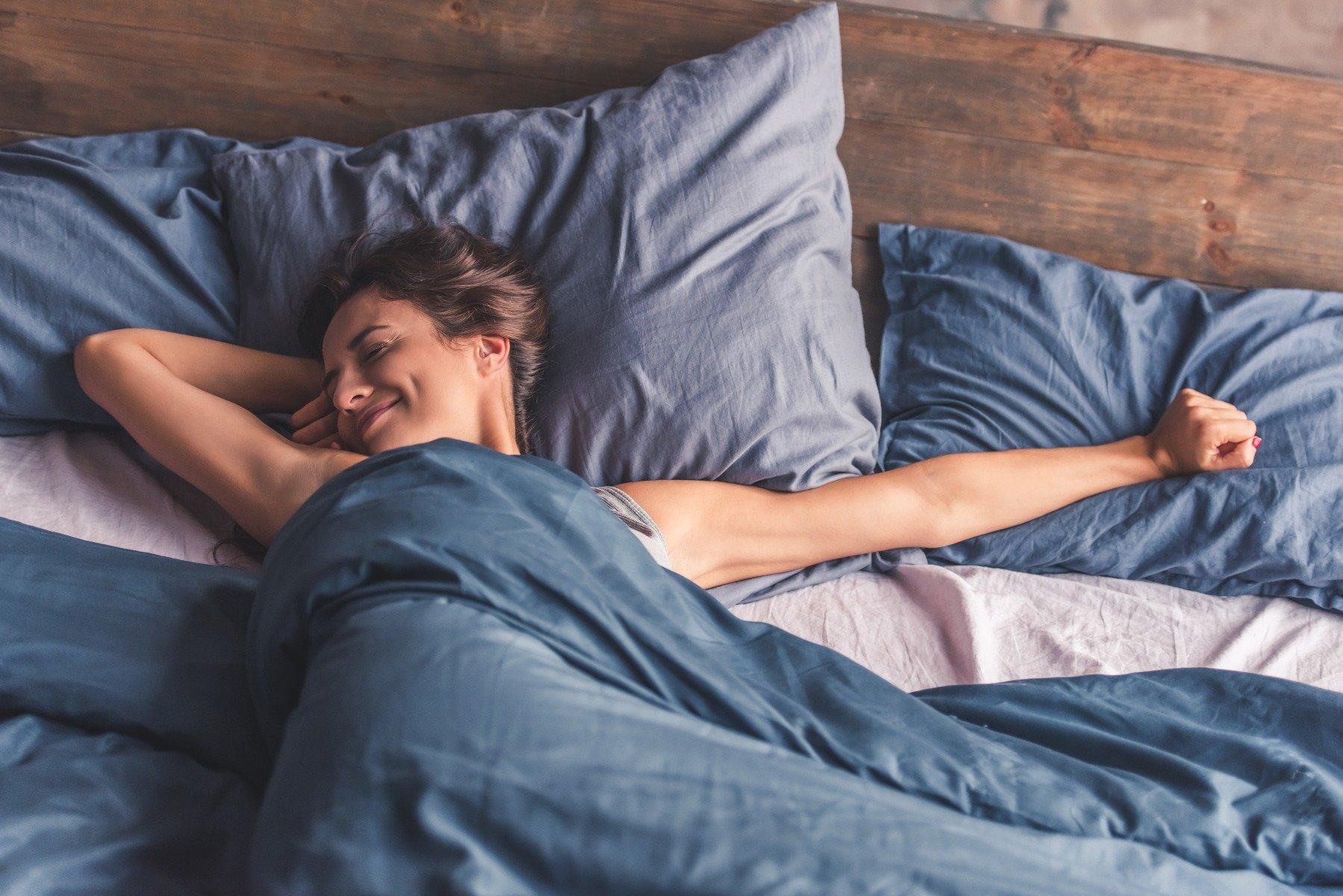 Uleiul de pește îmbunătățește somnul