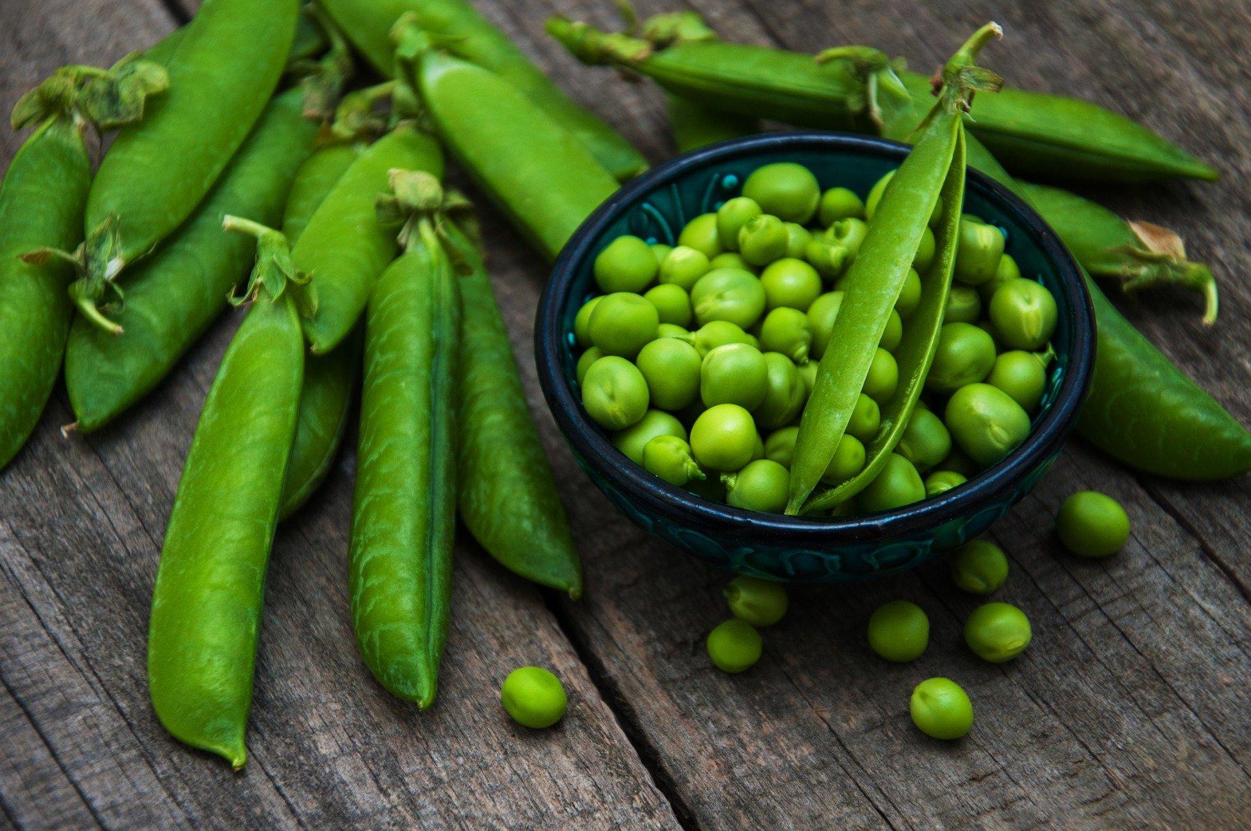 Pea protein, Vegetarian Proteins
