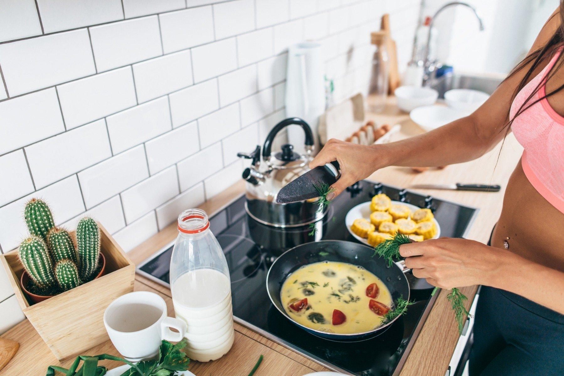 Ce trebuie să mâncați, dacă faceți exerciții dimineața?
